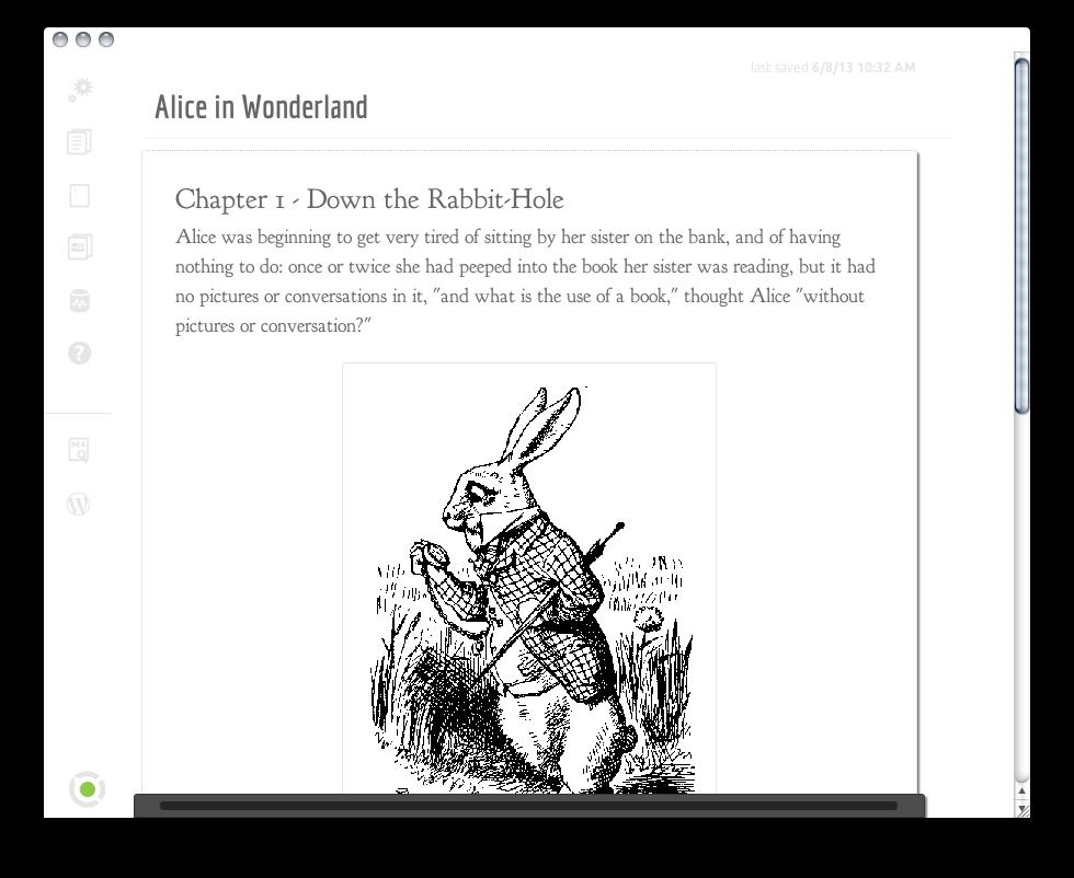 platen html preview